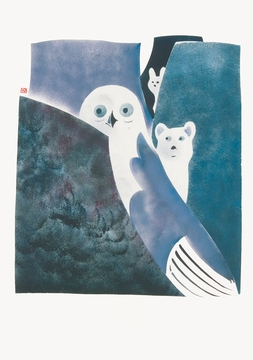 Owl,Fox & Hare